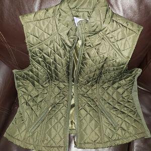 Plus sized vest